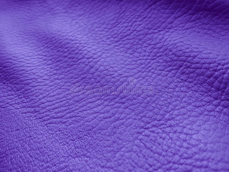 Purple Leather Background - Stock Photos royalty free stock image