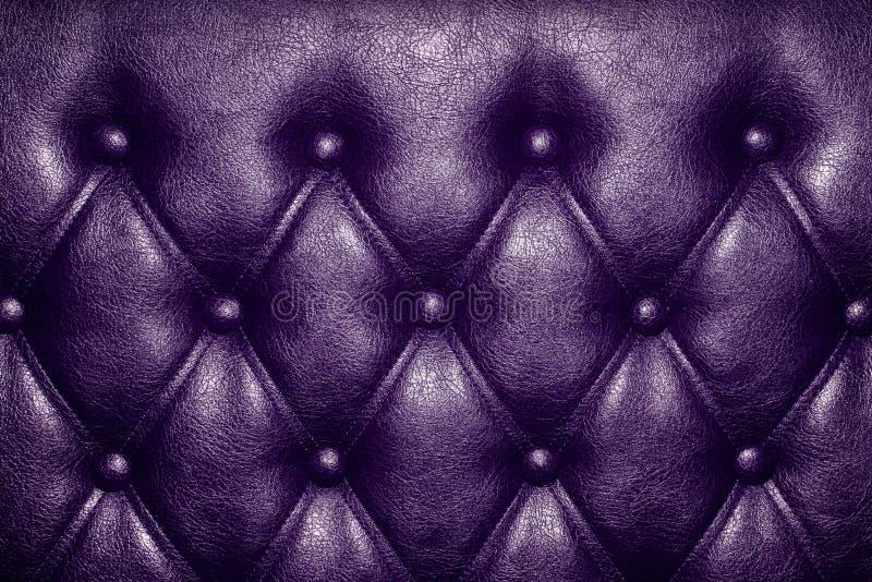Purple Leather Background stock photos
