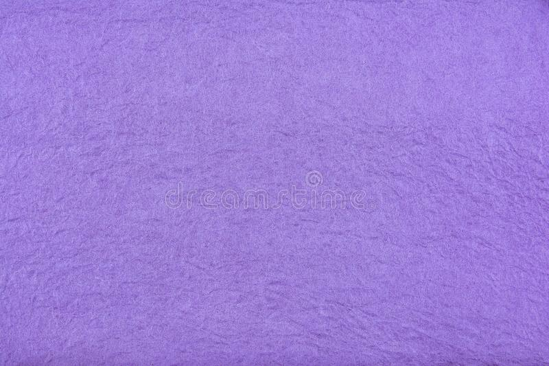 Purple mulberry paper texture background. Old purple paper background. Purple paper background stock photos
