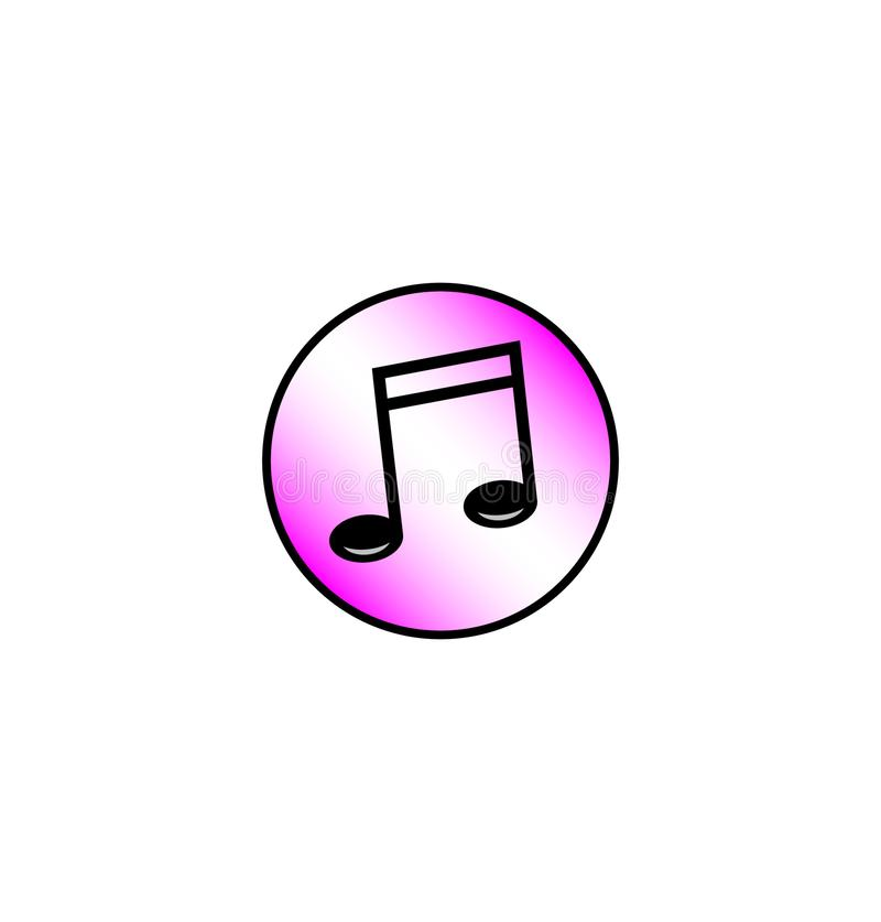 Pink Music Icon Stock Illustrations 4 611 Pink Music Icon Stock Illustrations Vectors Clipart Dreamstime
