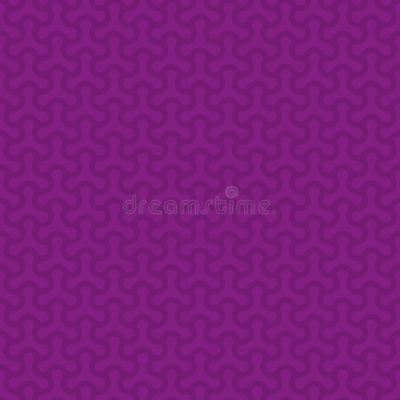 Purple Neutral Seamless Pattern for Modern Design in Flat Style. vector illustration