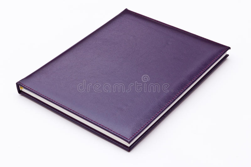 Download Purple notebook isolated stock photo. Image of equipment - 17740010