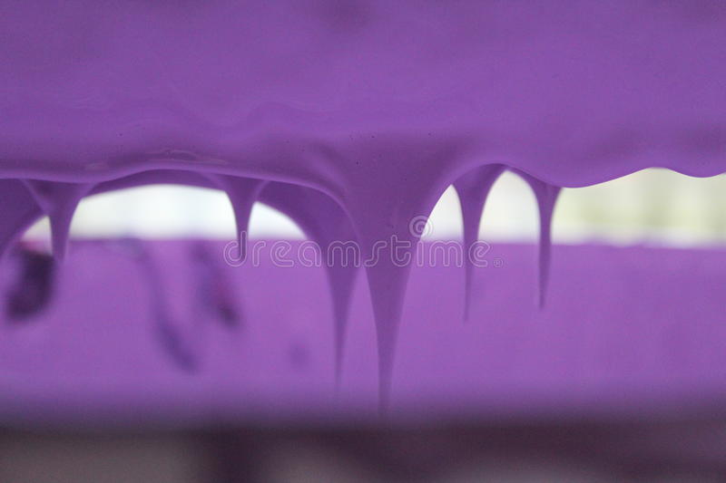 Purple Paint stock photos