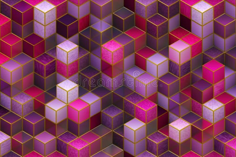 Purple, Pattern, Magenta, Design stock image