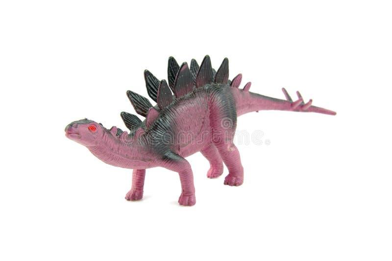 Download Purple Plastic Dinosaur Toy Stock Photo - Image: 10827462