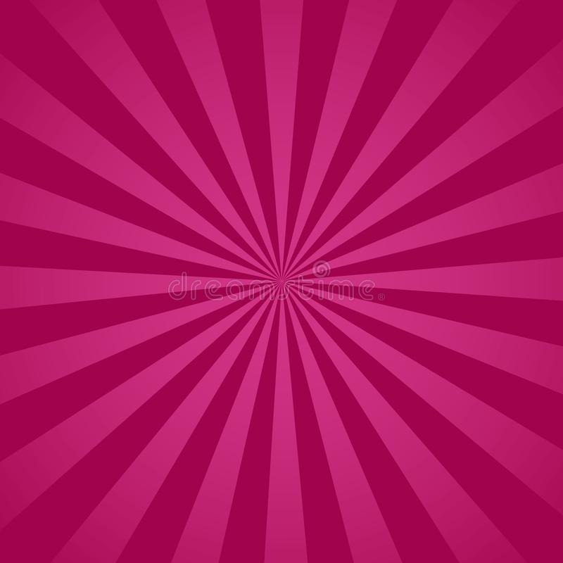 Purple radial retro background. .Purple and pink abstract spiral, starburst. vector eps10 vector illustration
