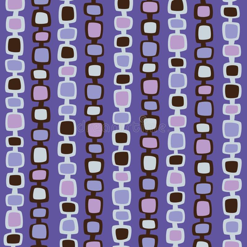 Purple Retro Vector Background royalty free stock photo