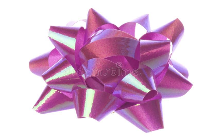 Download Purple Ribbon Isolated stock photo. Image of symbol, design - 9199548