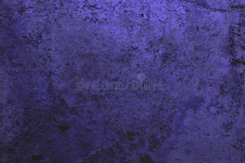 Purple rusty background stock image