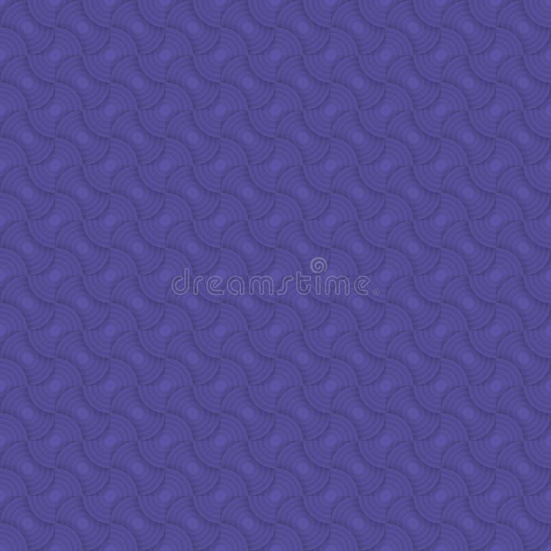 Purple seamless pattern background. Modern stylish texture. Repeating geometric tiles. vector illustration