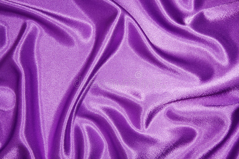 Download Purple Silk Cloth With Folds Stock Photo - Image: 28883126