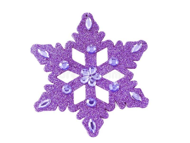 Download Purple snowflake stock illustration. Image of pattern - 11987738