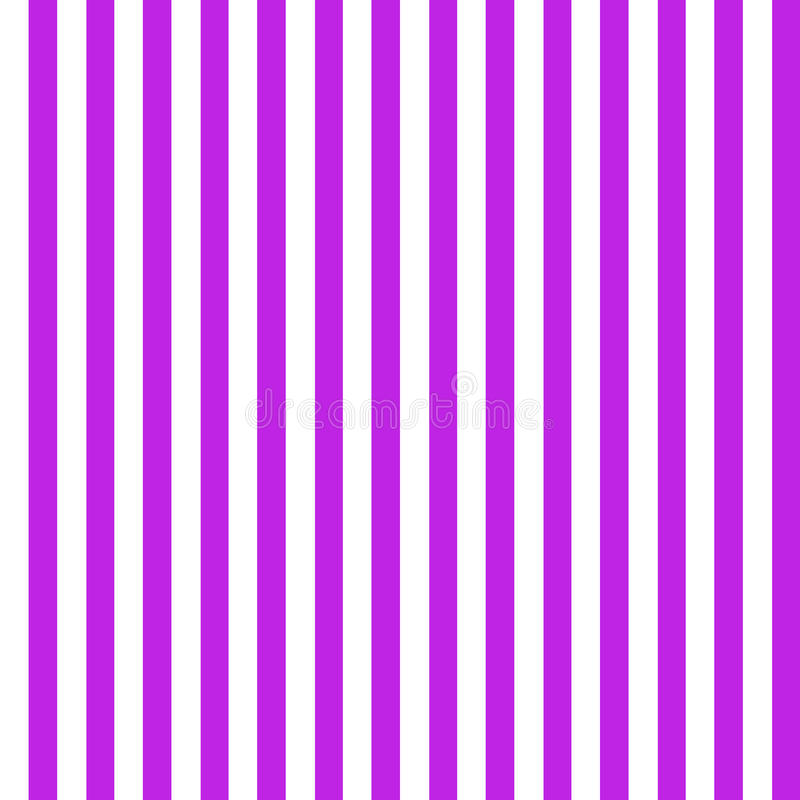 Purple Stripe Seamless Pattern Stock Illustration