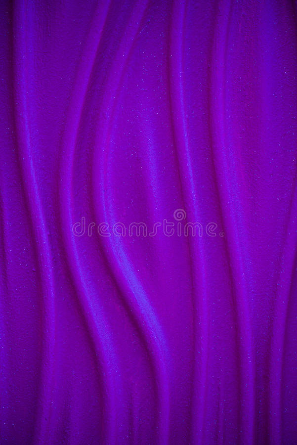 Purple texture wavy background. Interior wall decoration. Abstract lines. stock image