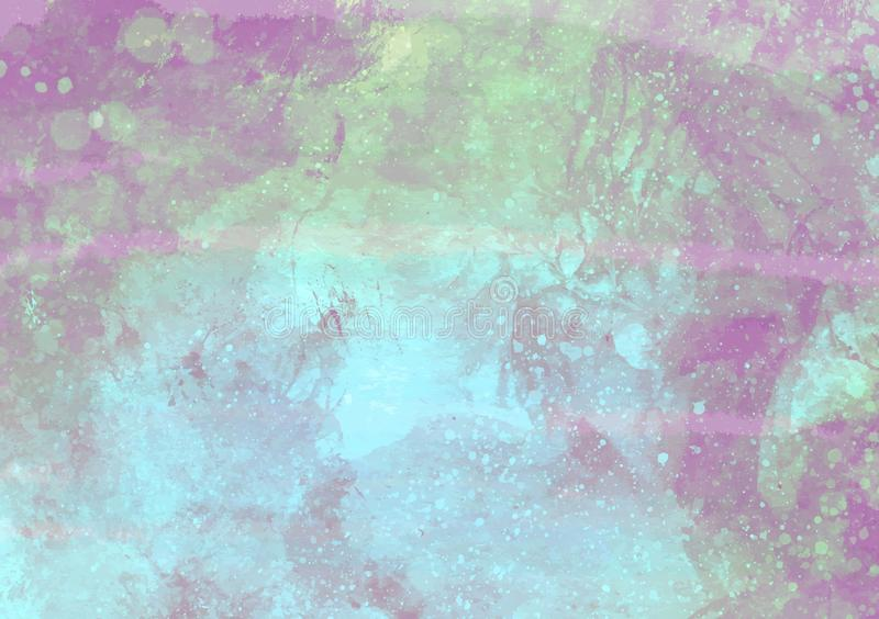 Colored textured background design for wallpaper. Purple textured background design for wallpaper for use with designs abstract art backdrop blue bright canvas royalty free stock image