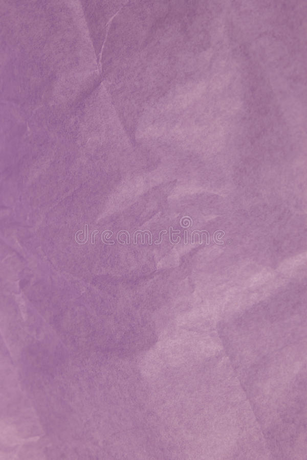 Purple Tissue paper royalty free stock photos