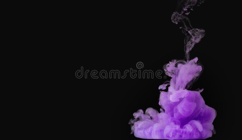 Purple undeground concept royalty free stock photos