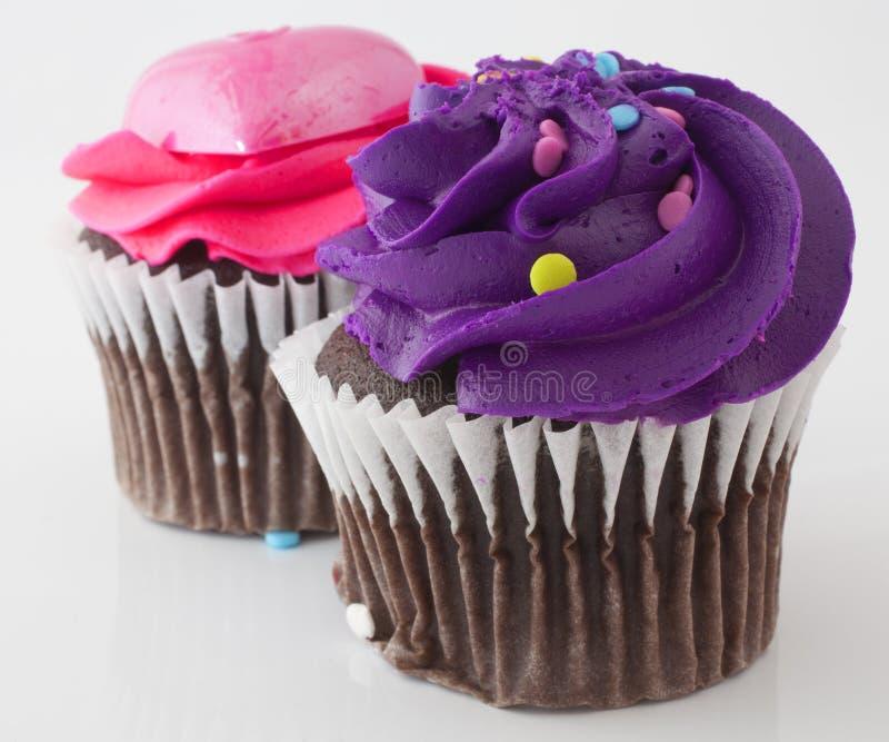Purple Cupcake Sprinkles White Stock Photos - Download 518 ...