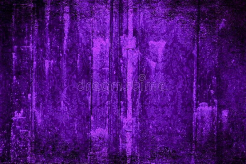 Purple velvet. Grungy wallpaper background