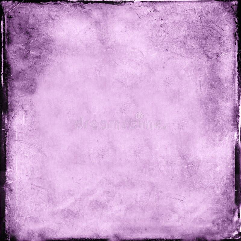 Purple Vintage Background Stock Illustration Of Paper