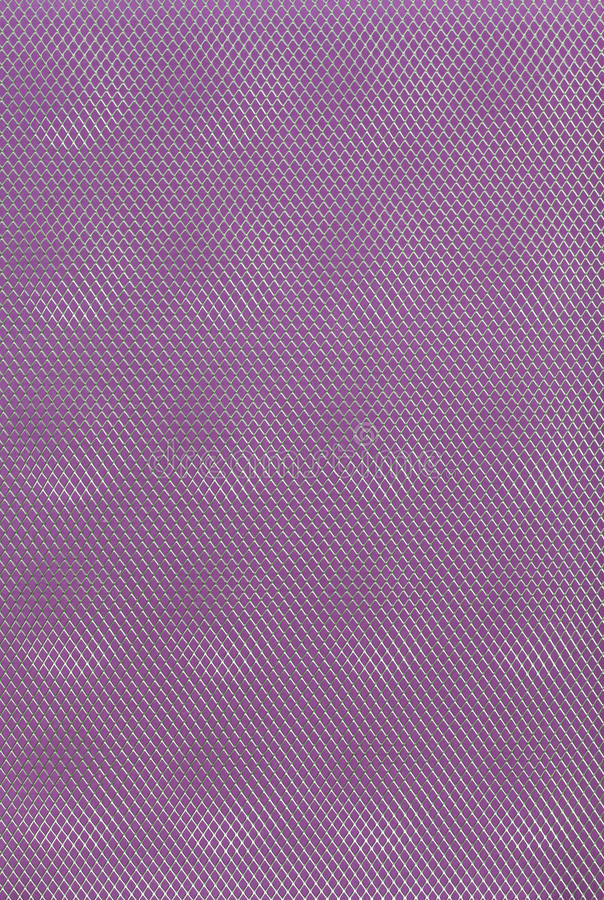 Purple, violet grey abstract metal grid background stock photos