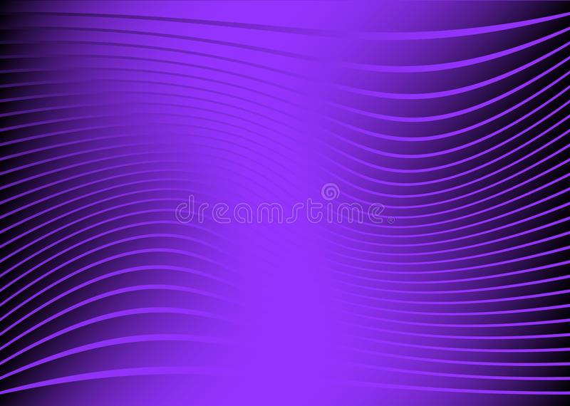 Purple wavy background royalty free stock images