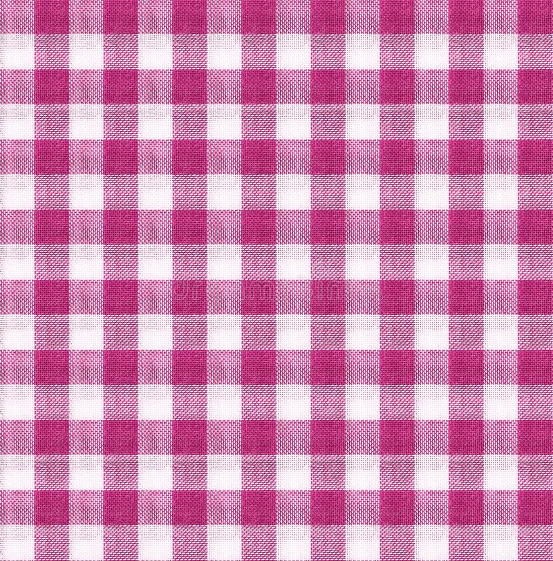 Purple and white tablecloth texture wallpaper stock images