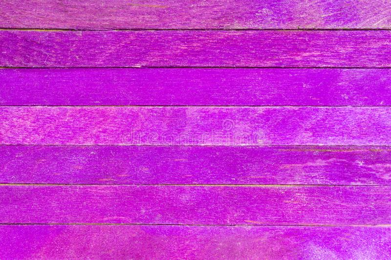 Purple wood panel background, Abstract plank for texture. stock photography
