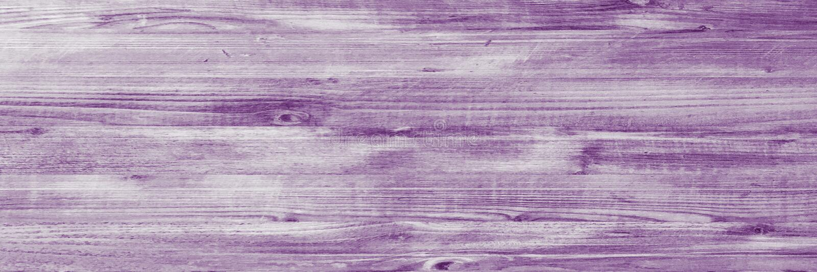 Purple wood texture, light wooden abstract background stock photos