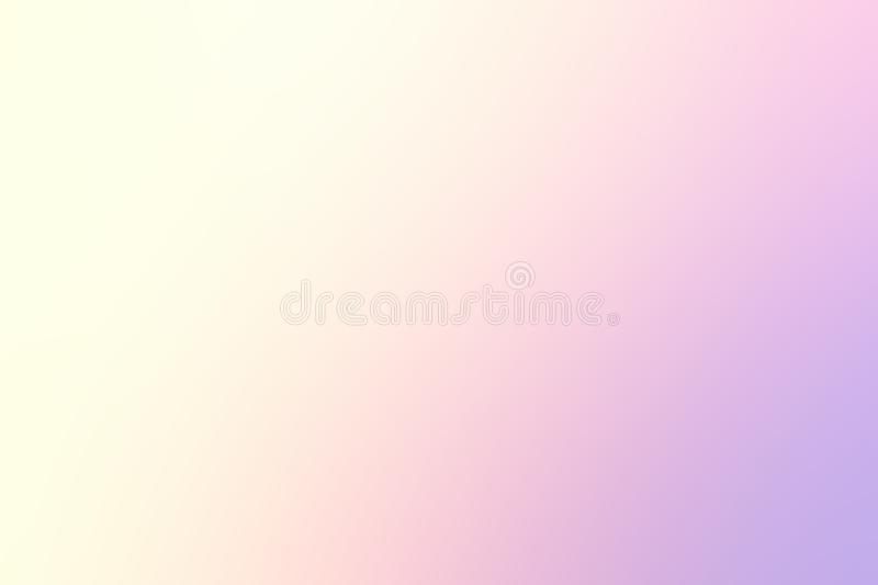 Purple and yellow gradient  abstract  background stock image