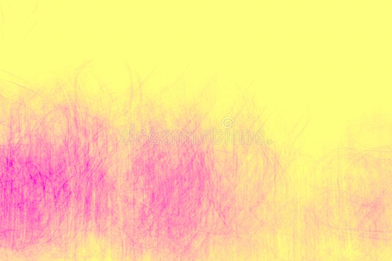 Purple and yellow photograph ready for use as a background royalty free stock images