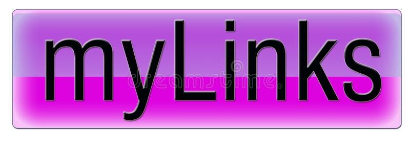 Purplelinks illustration stock