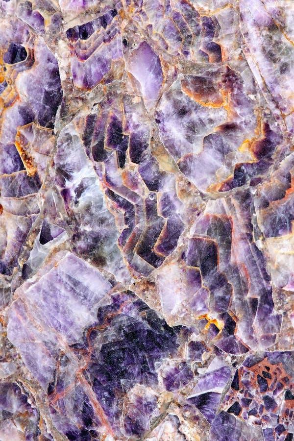 Purpura marmur zdjęcie stock