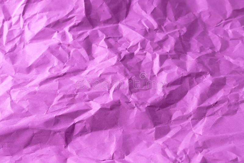 Purpura miący papier fotografia stock