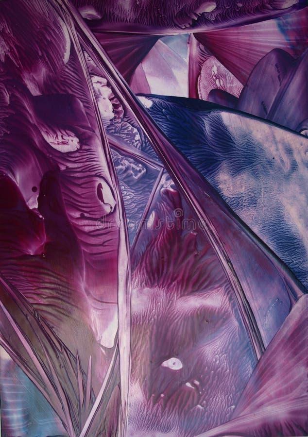 purpurowa abstrakcja obrazy royalty free