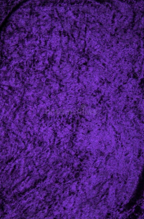 Purpurowa tkanina ilustracji