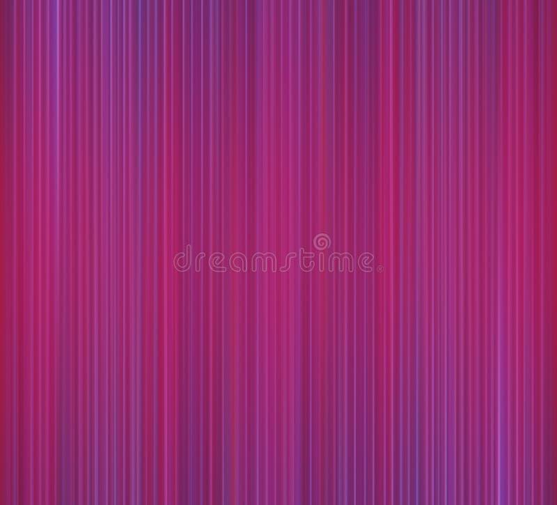 Purpurowego abstrakta zamazany tło z pionowo lampasami royalty ilustracja