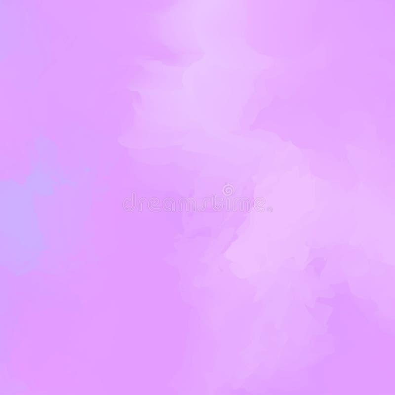 Purpurowy abstrakcjonistyczny kolorowy mieszany dla t?a, akwareli plamy maluje dla karcianej sztandar reklamy, sztuka obraz barwi ilustracji