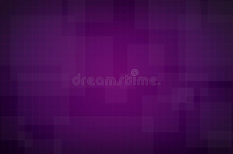 Purpurowy abstrakcjonistyczny tło ilustracji