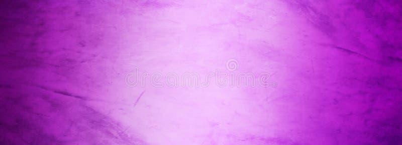 purpurowy grunge tło z cementową słabo teksturą wewnątrz i marmurem zdjęcia stock