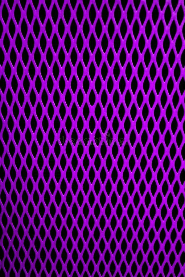 purpurowy siatki obraz stock