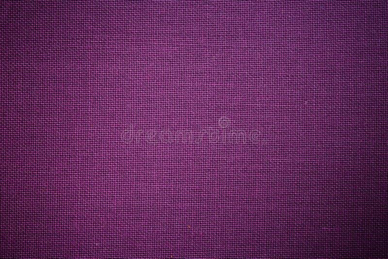 Purpurowy tkaniny tło zdjęcie stock
