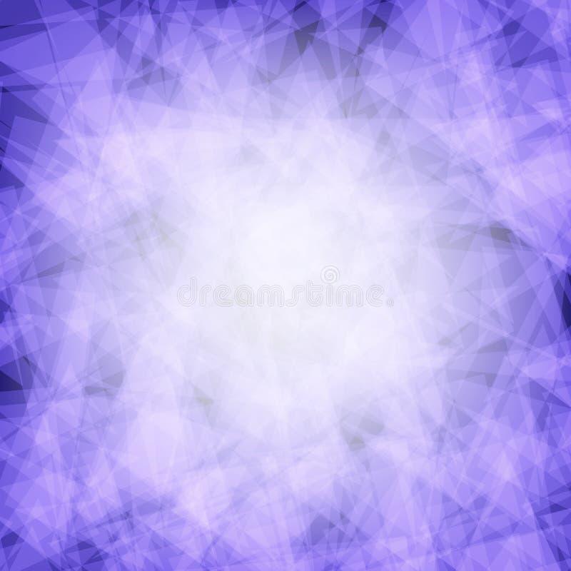 Purpurrote abstrakte Hintergründe lizenzfreie abbildung