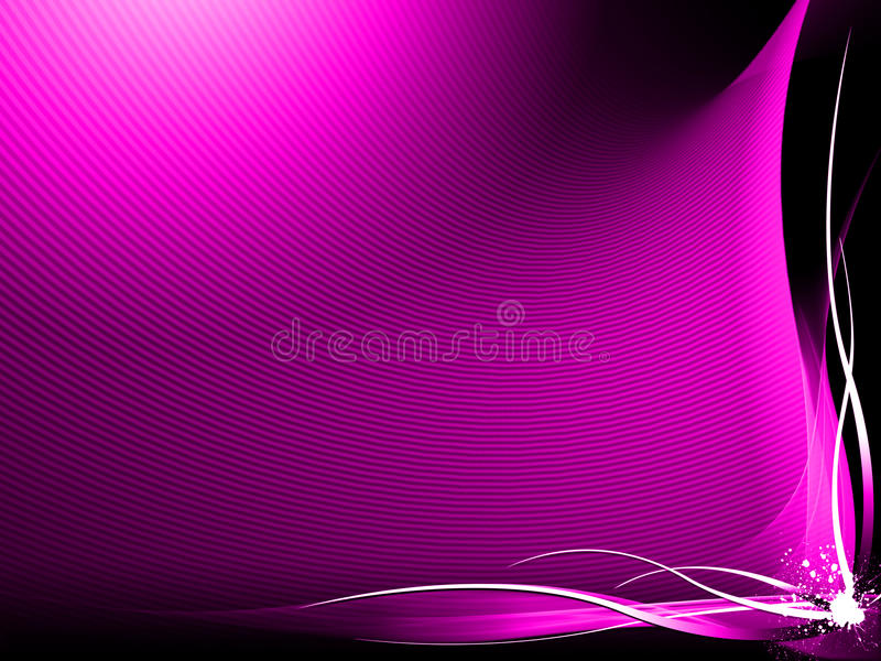 Purpurroter abstrakter Hintergrund vektor abbildung