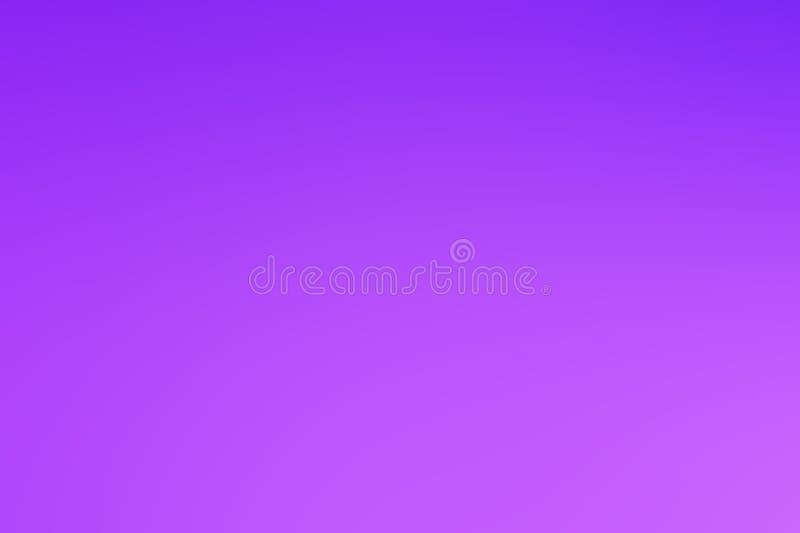 Purpurroter blauer heller Übergang der Steigung färbt Himmelraumsommer moderner, moderner Hintergrund stockbild