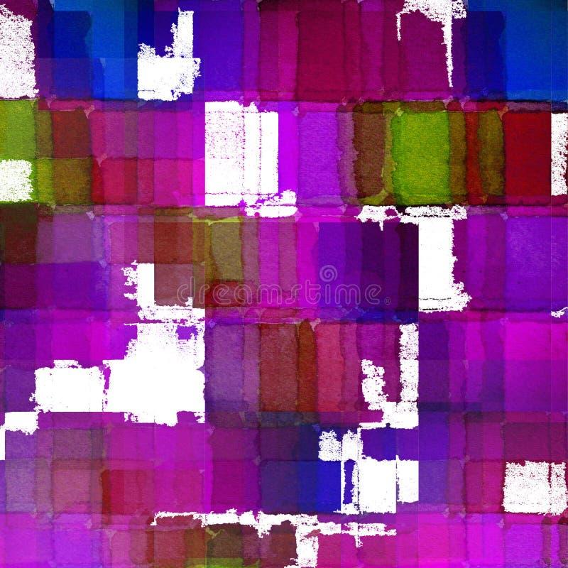 Purpurroter Hintergrund der grafischen Auslegung vektor abbildung