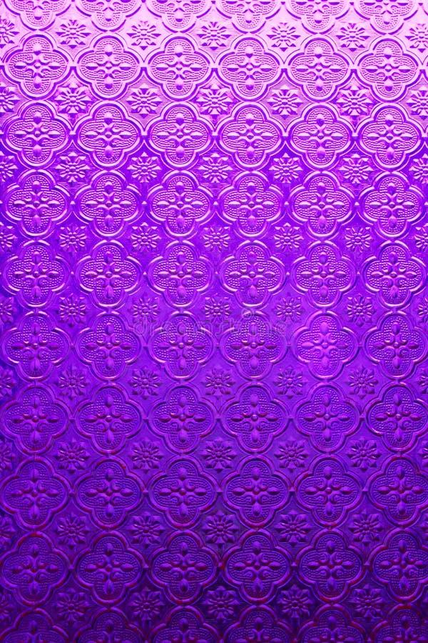 Purpurroter Spiegelhintergrund stockfotos