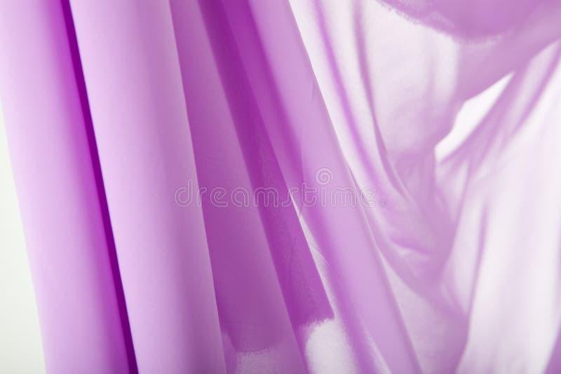 Purpurrotes Material lizenzfreies stockfoto