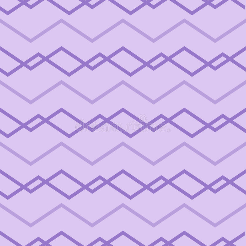 Purpurrotes nahtloses Muster stock abbildung