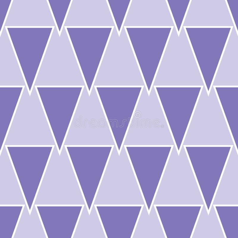 Purpurrotes nahtloses Muster vektor abbildung